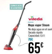Oferta de Mopa vapor Steam Vileda  por 65€