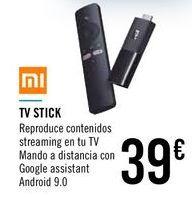 Oferta de TV STICK por 39€
