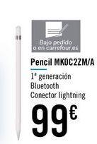 Oferta de Pencil MKOC2ZM/A por 99€