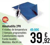 Oferta de Almohadilla 2HP DAGA por 39,92€