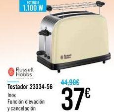 Oferta de Tostadora 23334-56 Russell Hobbs por 37€
