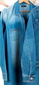 Oferta de Vestido denim mujer por 18€