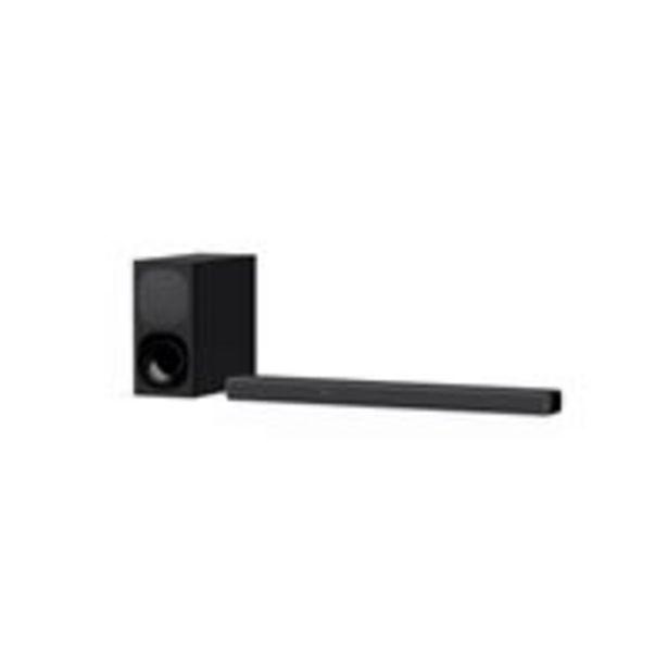 Oferta de Barra de sonido Sony HT-G700 por 339,9€