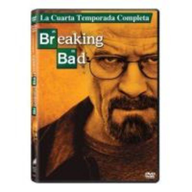 Oferta de Breaking Bad  Temporada 4 - DVD por 10€