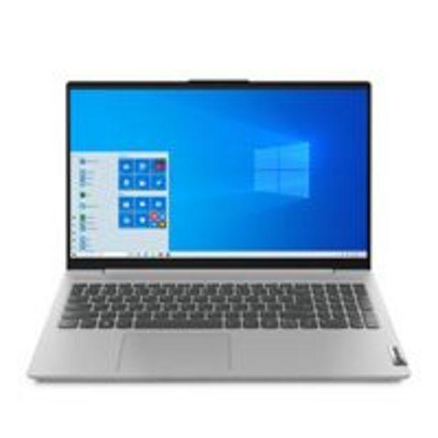 Oferta de Portátil Lenovo IdeaPad 5 15ITL05 15,6'' Gris por 649,9€