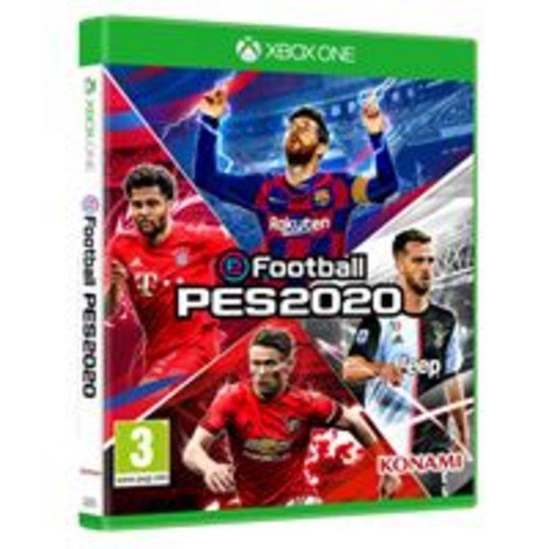 Oferta de EFootball PES 2020 Xbox One por 5,99€