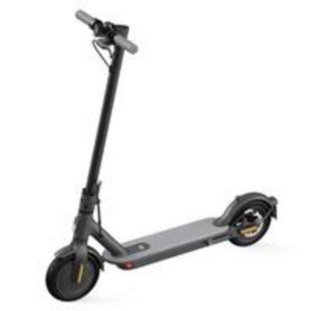 Oferta de Patinete eléctrico Xiaomi Mi Electric Scooter 1S por 399,99€