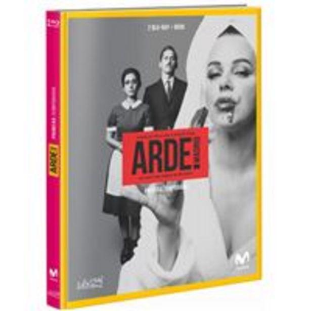 Oferta de Arde Madrid  Temporada 1  Ed Digibook Blu-Ray por 29,99€