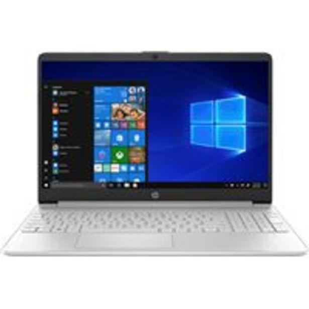 Oferta de Portátil HP Notebook 15s-fq1153ns 15,6'' Plata por 503,41€