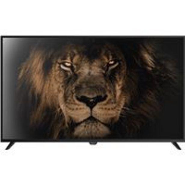 Oferta de TV LED 55'' Nevir NVR-8076-554K2S 4K UHD HDR Smart TV por 399,9€