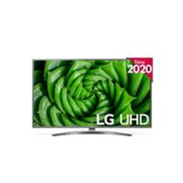 Oferta de TV LED 50'' LG 50UN81006 IA 4K UHD HDR Smart TV por 486,75€