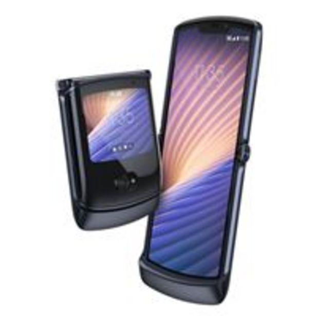 Oferta de Motorola Razr 5G 6,2'' 256GB Negro por 1349,1€