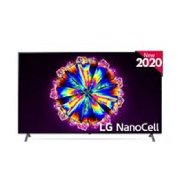Oferta de TV LED 75'' LG Nanocell 75NANO906 IA 4K UHD HDR Smart TV Full Array por 1599€