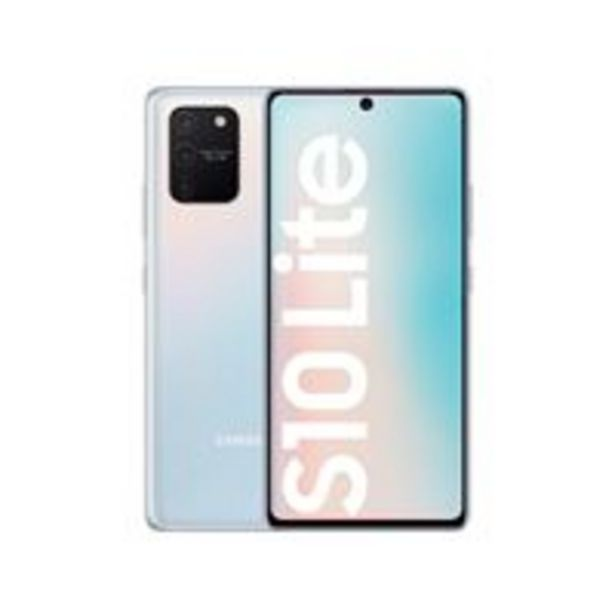 Oferta de Samsung Galaxy S10 Lite LTE 6,7'' 128GB Blanco por 399,9€