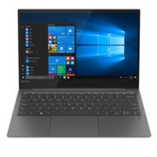 Oferta de Portátil Lenovo Yoga S730-13IWL 13,3'' Gris por 824,42€