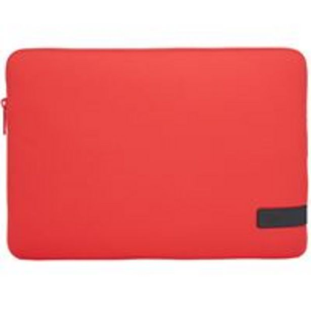 Oferta de Funda Case Logic Reflect 15,6'' Rojo por 26,03€