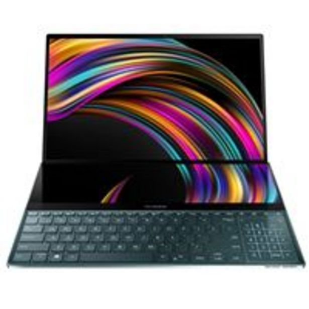 Oferta de Portátil ASUS ZenBook Pro Duo UX581GV 15,6'' Azul por 2800,05€