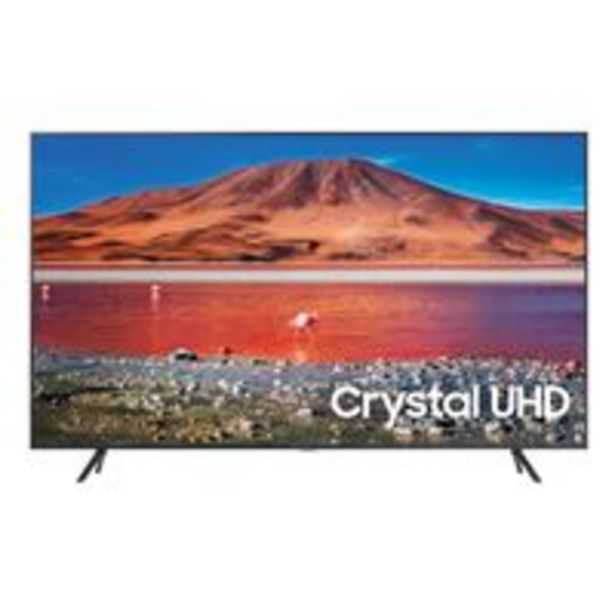 Oferta de TV LED 65'' Samsung Series 7 UE65TU7172U 4K UHD HDR Smart TV por 619,79€