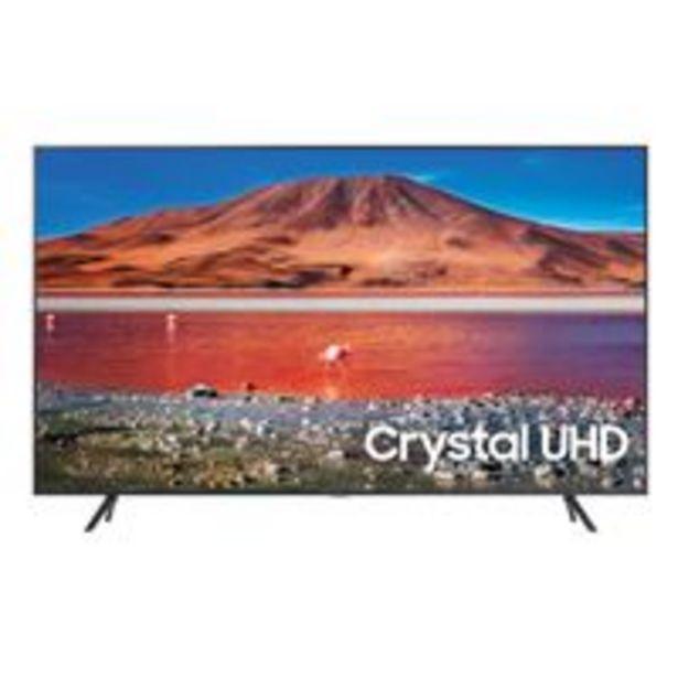 Oferta de TV LED 75'' Samsung Series 7 UE75TU7172U 4K UHD HDR Smart TV por 899,9€
