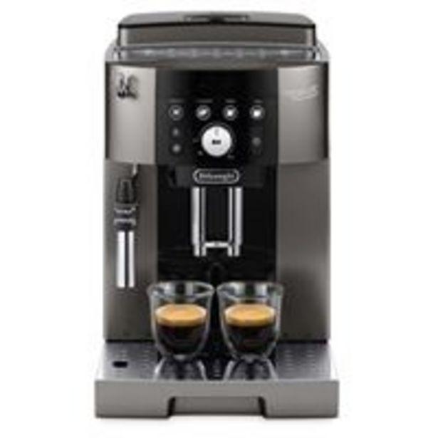 Oferta de Cafetera Superautomática De'Longhi Magnifica S Smart  ECAM 250.33.TB por 329,9€