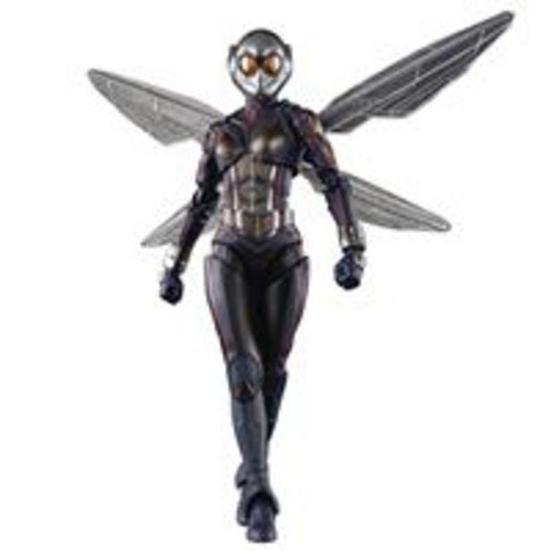 Oferta de Figura Marvel - La Avispa por 20€