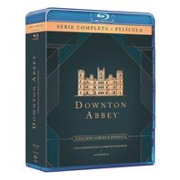 Oferta de Downton Abbey Serie Completa + Película -Blu-ray por 50€