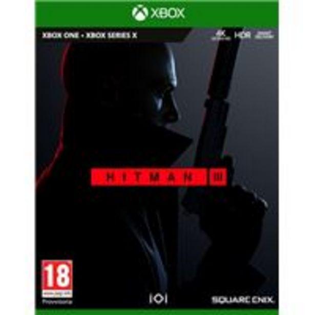 Oferta de Hitman III Xbox Series X / Xbox One por 35,99€