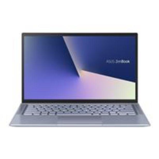 Oferta de Portátil Asus ZenBook UX431FL-AM049T 14'' Plata por 1045,42€