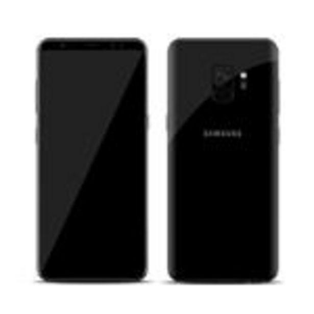 Oferta de Samsung Galaxy S9 G960F 64GB Negro por 399€
