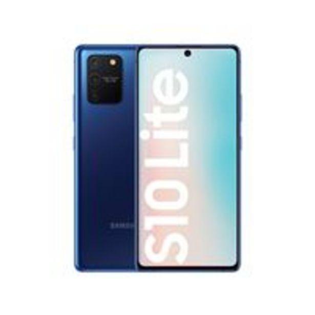 Oferta de Samsung Galaxy S10 Lite LTE 6,7'' 128GB Azul por 399,9€