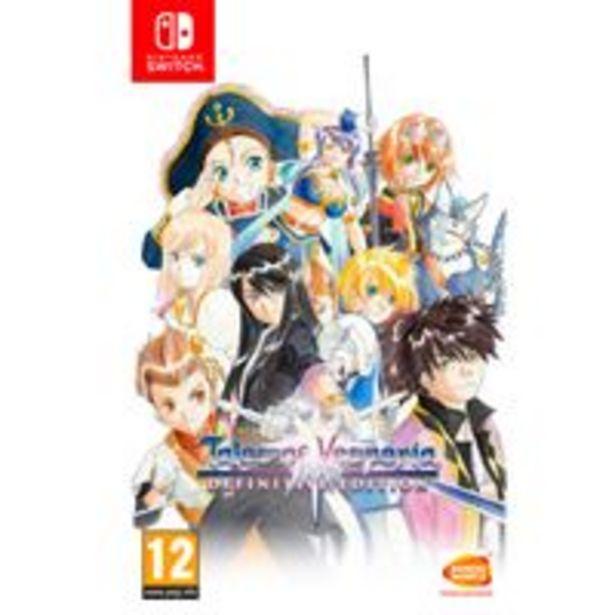 Oferta de Tales Of Vesperia Ed Definitive (Código de descarga) Nintendo Swithc por 26,99€