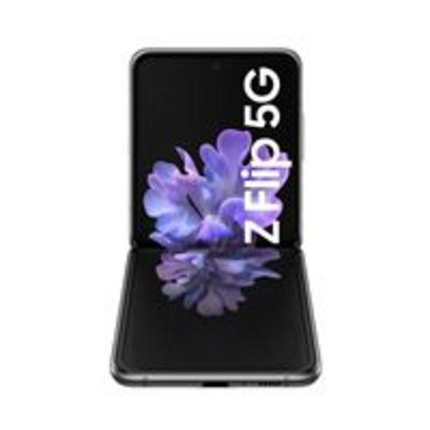 Oferta de Samsung Galaxy Z Flip 5G 6,7'' 256GB Negro por 949€