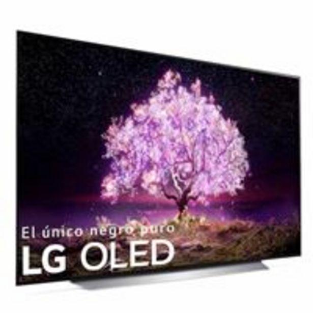Oferta de TV OLED 65'' LG OLED65C16LA 4K UHD HDR Smart TV por 2099,9€