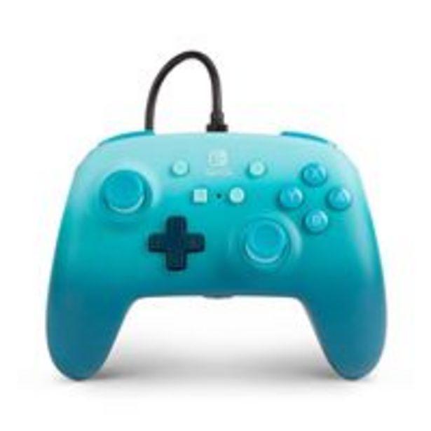 Oferta de Mando Power A Fantasi Aquatic para Nintendo Switch por 21,24€