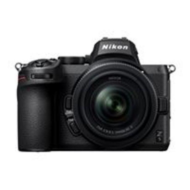 Oferta de Cámara EVIL Nikon Z5 + Nikkor Z 24-50mm f/3.5-6.3 por 1519€