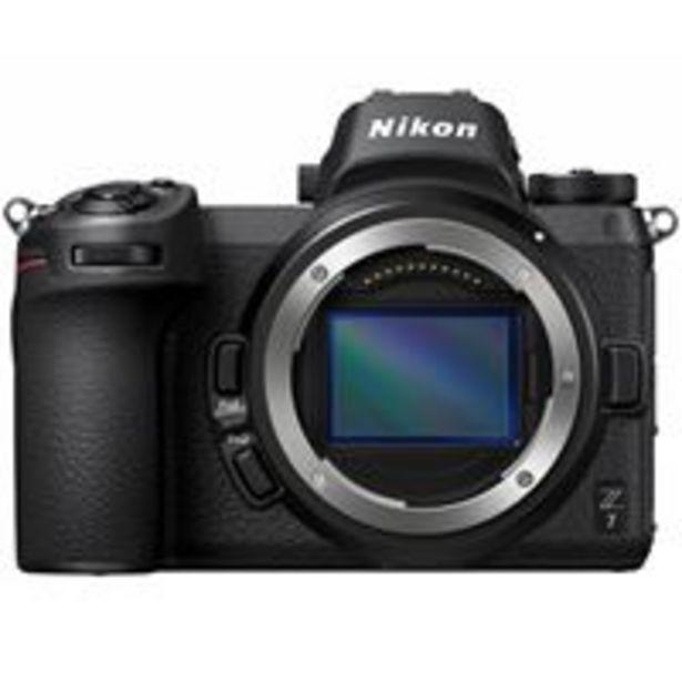 Oferta de Cámara EVIL Nikon Z7 Body por 2999,9€