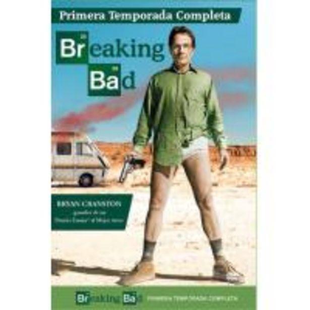 Oferta de Breaking Bad  Temporada 1 - DVD por 10€