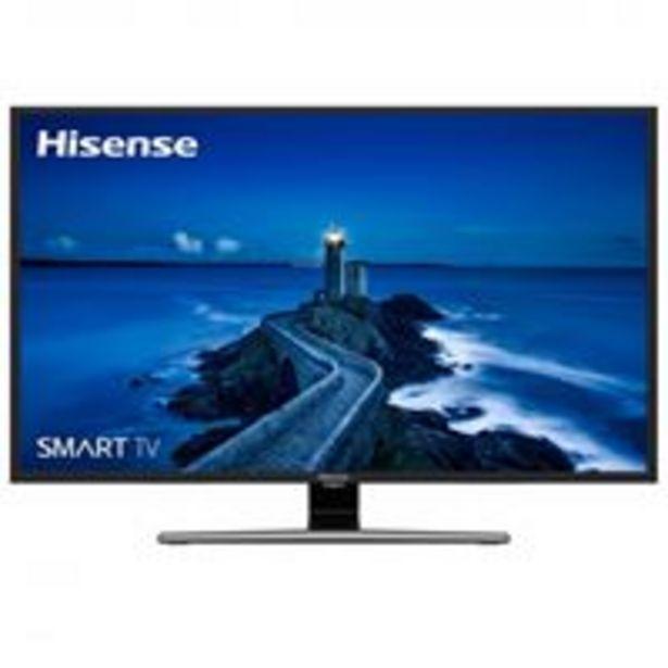 Oferta de TV LED 32'' Hisense 32A5800 HD Ready Smart TV por 206,62€