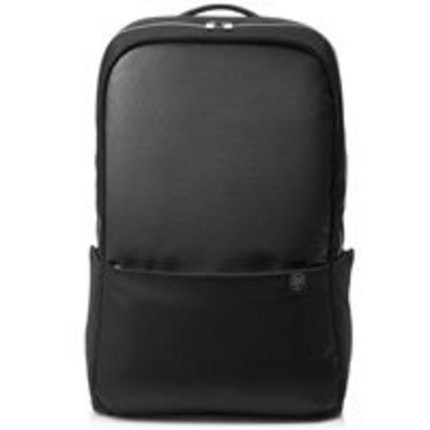 Oferta de Mochila HP Pavilion Accent Negro para portátil 15,6'' por 24,46€