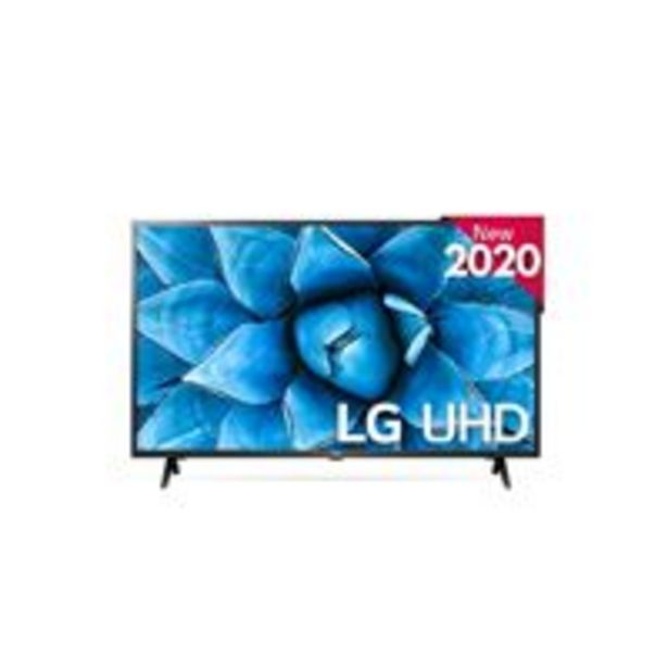 Oferta de TV LED 43'' LG 43UN73006 IA 4K UHD HDR Smart TV por 379€