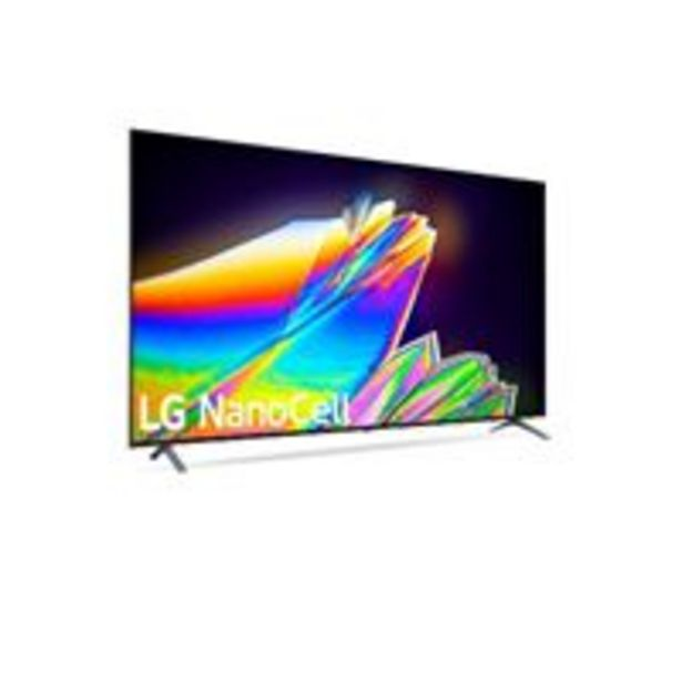 Oferta de TV LED 55'' LG Nanocell 55NANO956 IA 8K UHD HDR Smart TV Full Array por 1449€