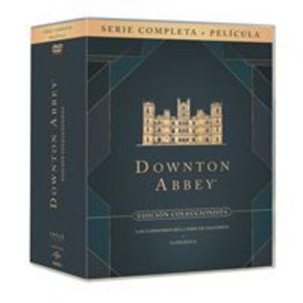 Oferta de Downton Abbey Serie Completa + Película -DVD por 45€
