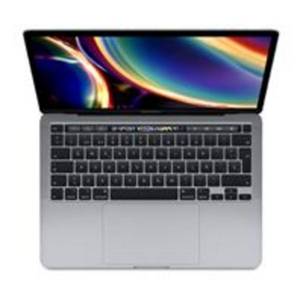 """Oferta de Apple MacBook Pro 13"""" i5 1.4GHz 512GB Touch Bar Gris espacial por 1499€"""