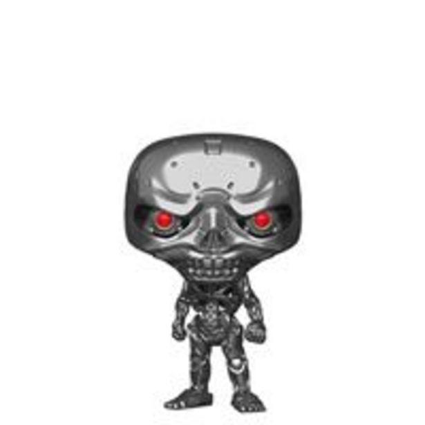 Oferta de Figura Funko Terminator Destino oscuro - REV-9 Endosqueleto por 10€