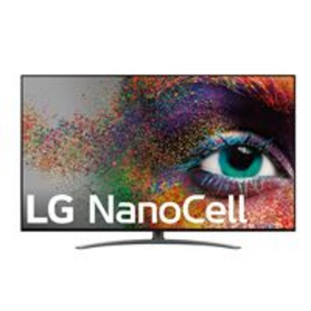 Oferta de TV LED 55'' LG Nanocell 55NANO916 IA 4K UHD HDR Smart TV Full Array por 849€