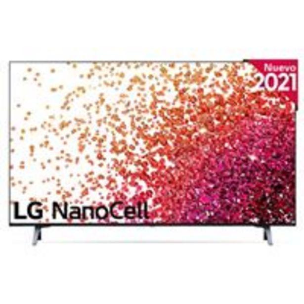 Oferta de TV LED 43'' LG NanoCell 43NANO756PA 4K UHD HDR Smart TV por 529,9€