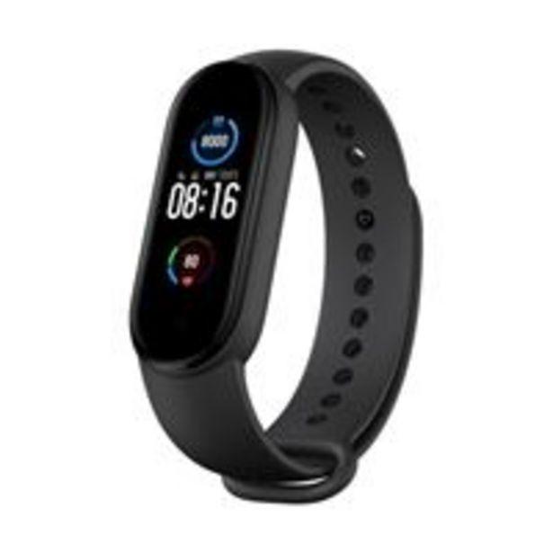 Oferta de Xiaomi Mi Smart Band 5 Negro por 29,99€