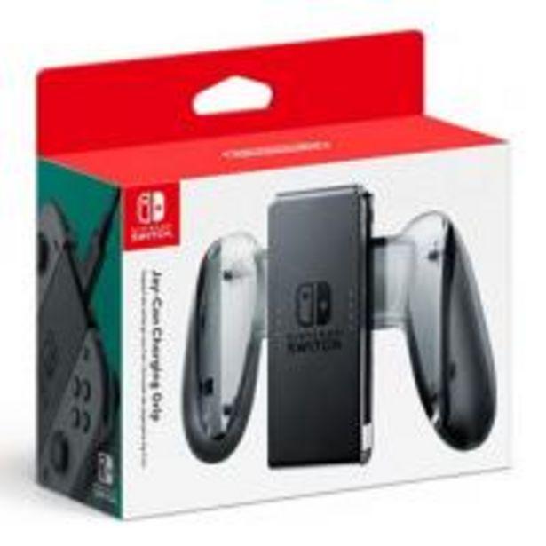 Oferta de Nintendo Switch soporte carga mandos Joy-Con por 22,94€