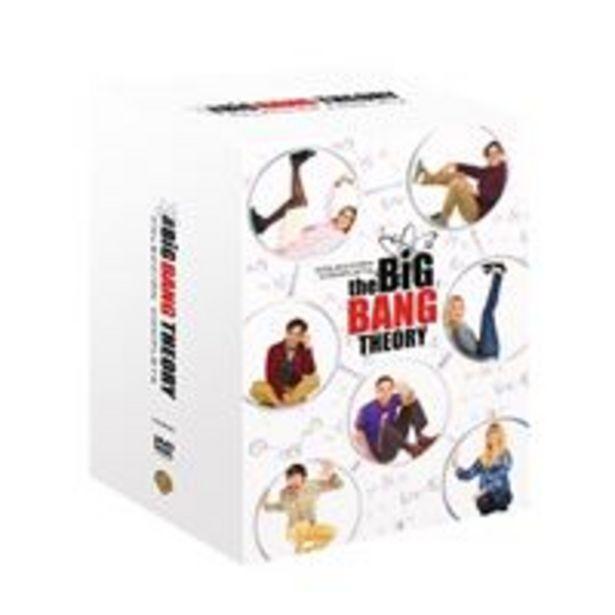Oferta de The Big Bang Theory - Colección Completa Temporada 1-12 - DVD por 86,09€