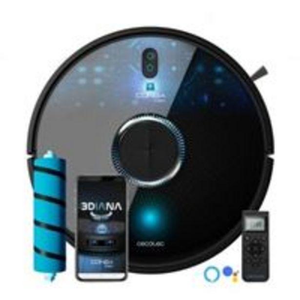Oferta de Robot Aspirador Cecotec Conga 7090 IA por 499€